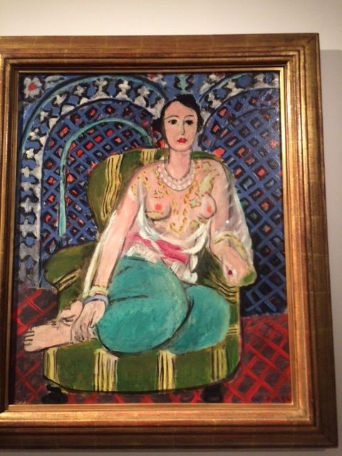 Matisse at the Met