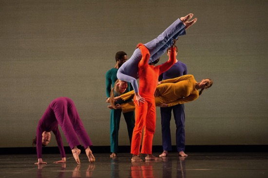 Groove and Countermove- 20017- Trisha Brown/  redesign of Terry Winters original costumes- 2000