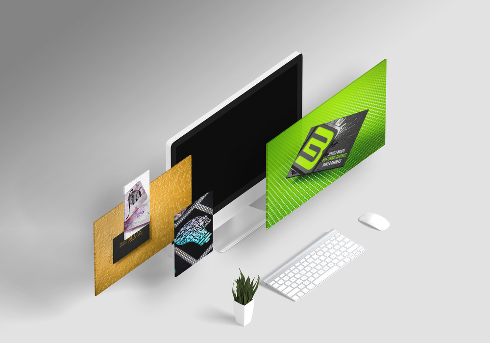 we can create your vision - design services