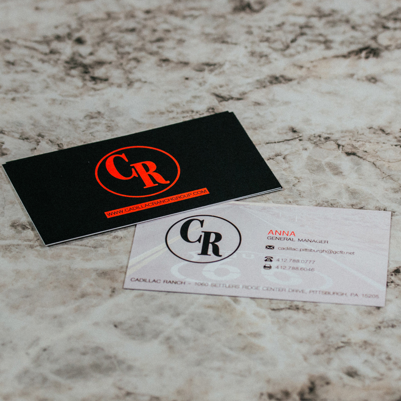 quality cards at an awesome price - Business cards