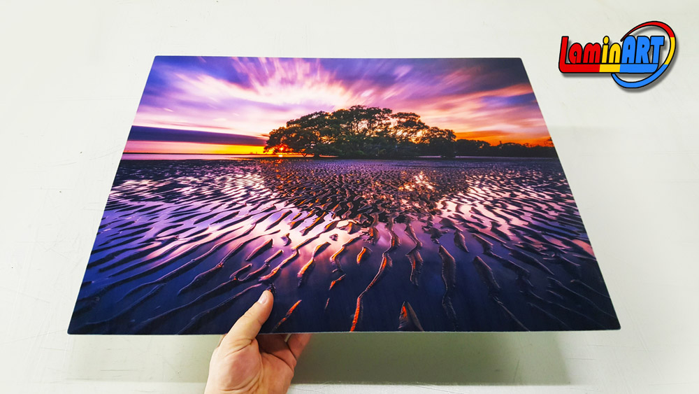 16x24 Sublimation Aluminum Print By LaminART Industries Inc.