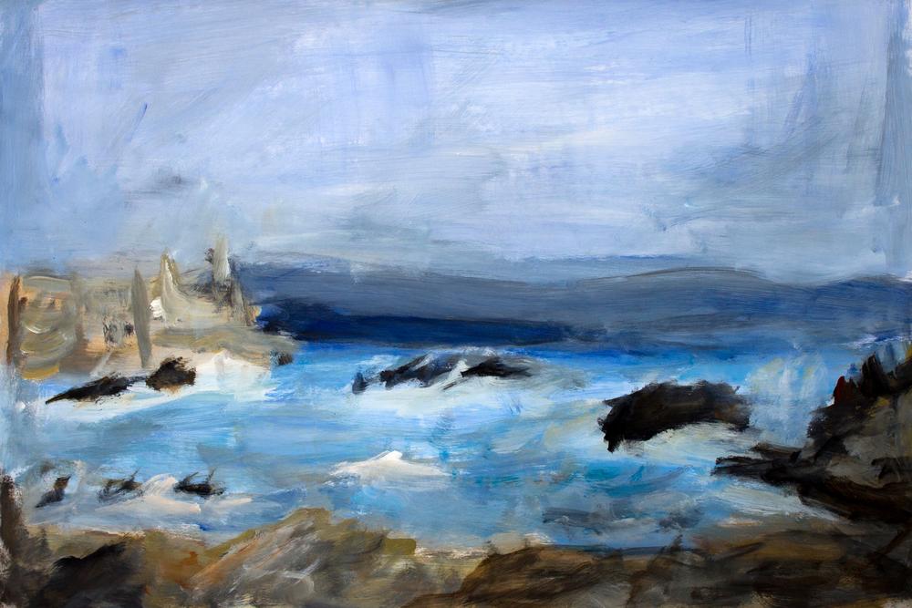De kust II