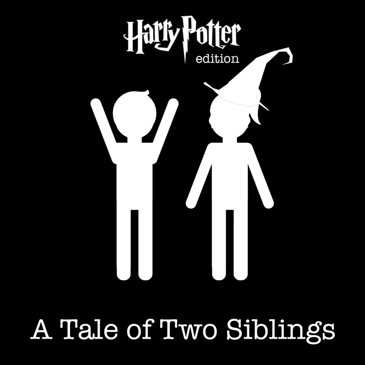 A Tale of Two Siblings - A Harry Potter Podcast