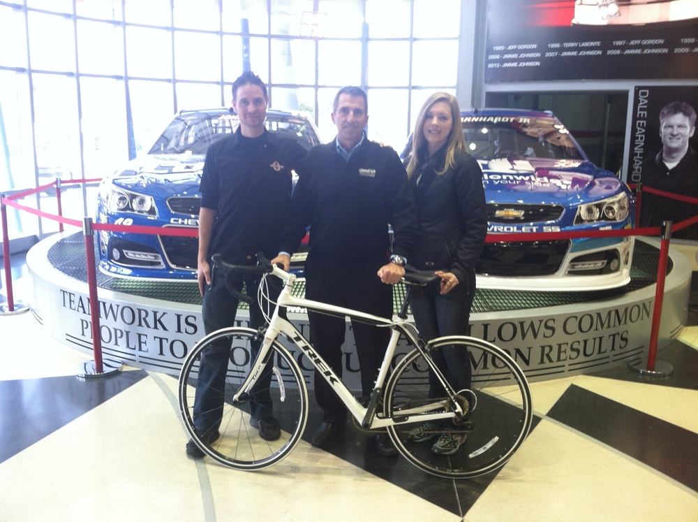 """Couldn't be more pleased with my sight unseen purchase from Matt Brown and his team at High Gear!  It was an excellent buying experience from start to finish."" - Michael Landis, NASCAR Team Manager"