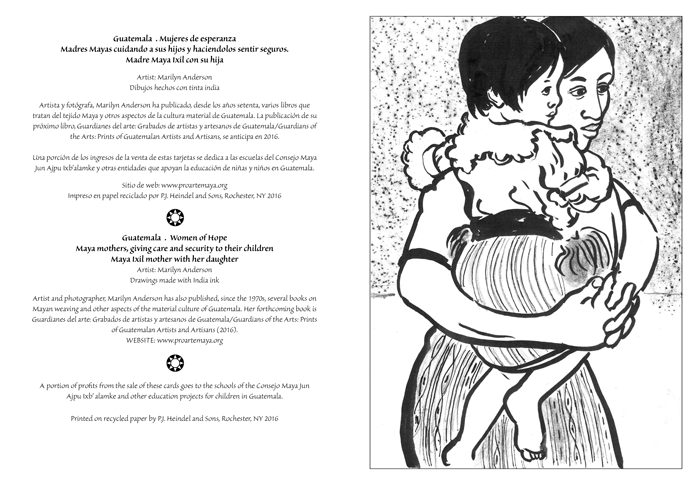 Card 1, Maya Ixil