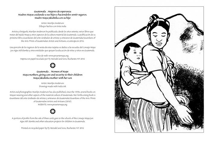 Card 4, Maya Jakalteka