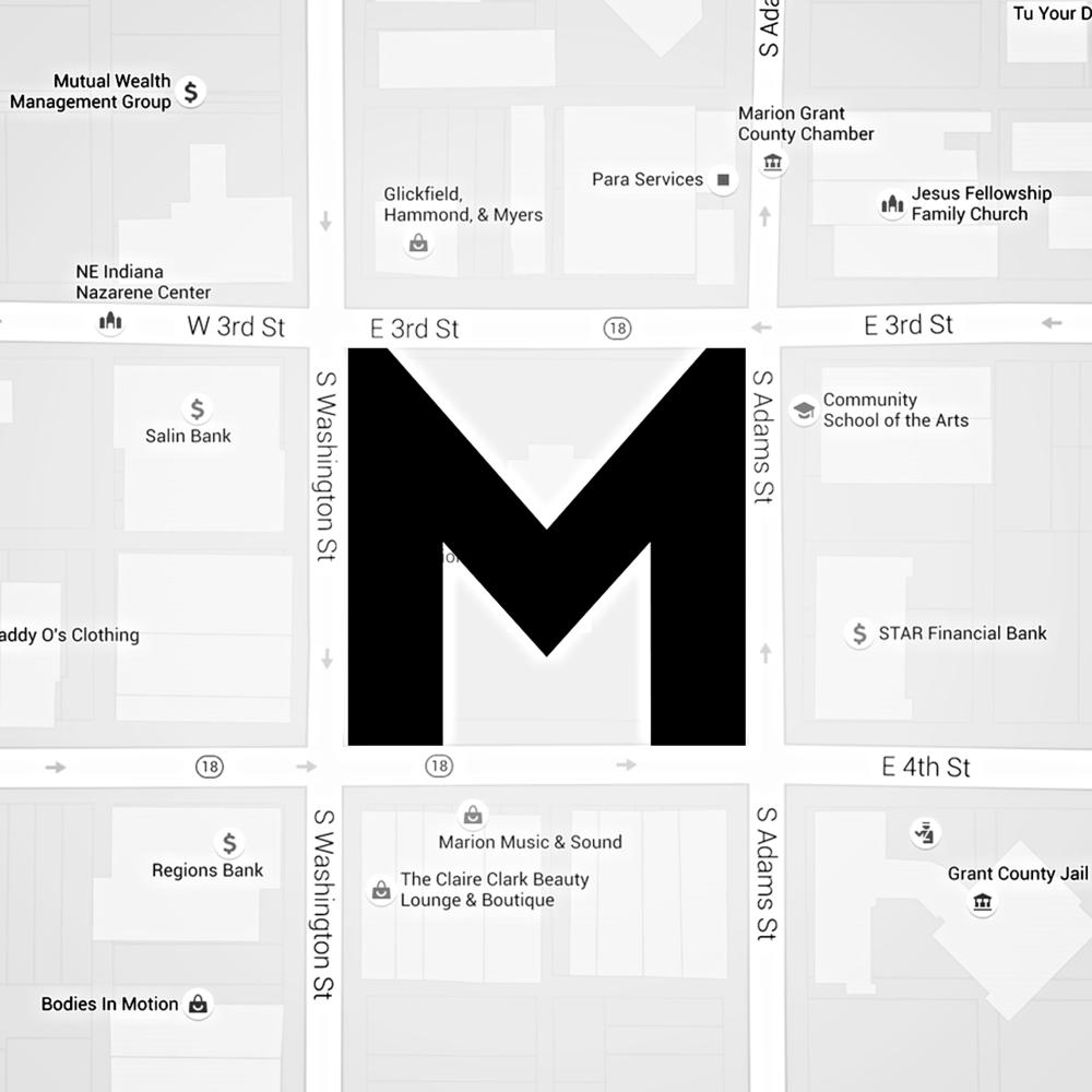 Marion Design Co. Square