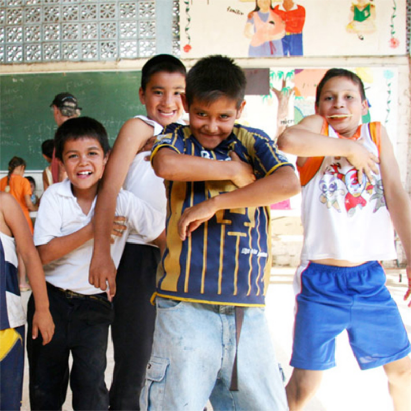 2. Club de Amigos: After School Program for Kids at Risk.