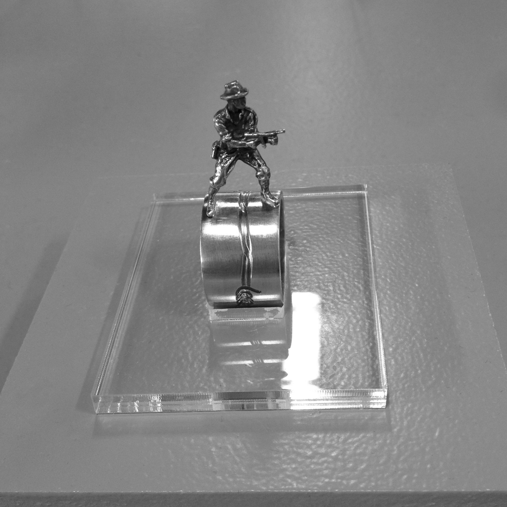 Ring:  War Without Tears collection