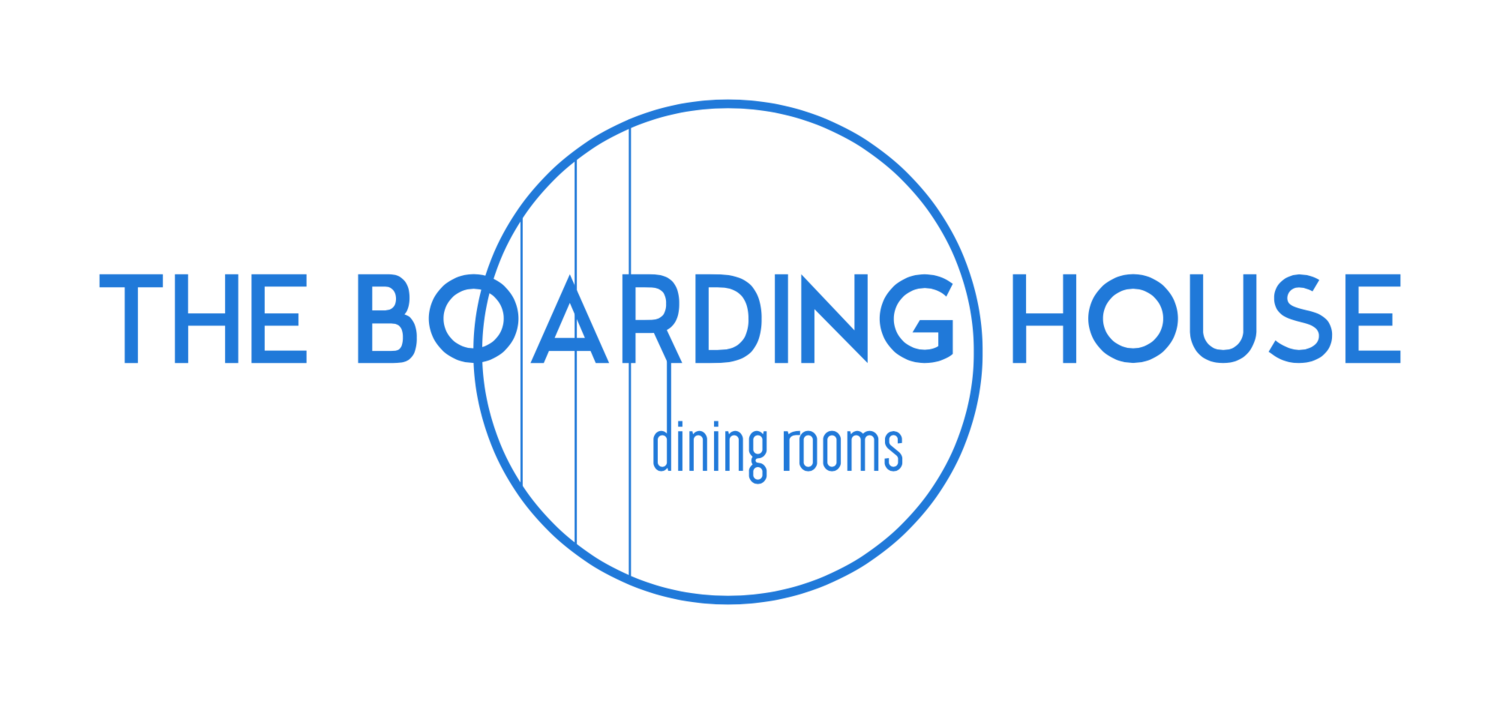 the boarding house dining rooms