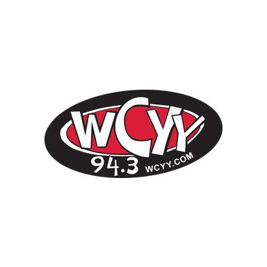 94.3 WCYY Logo.png