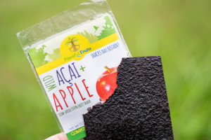Super fruit snacks, recyclable bags