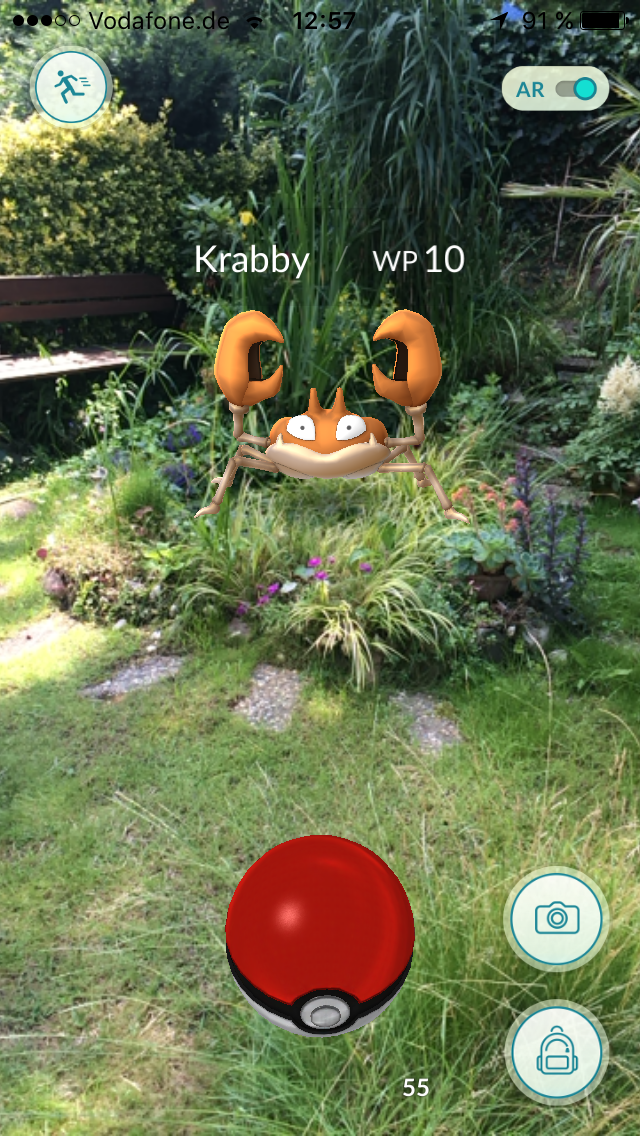 Giant Enemy Crab!
