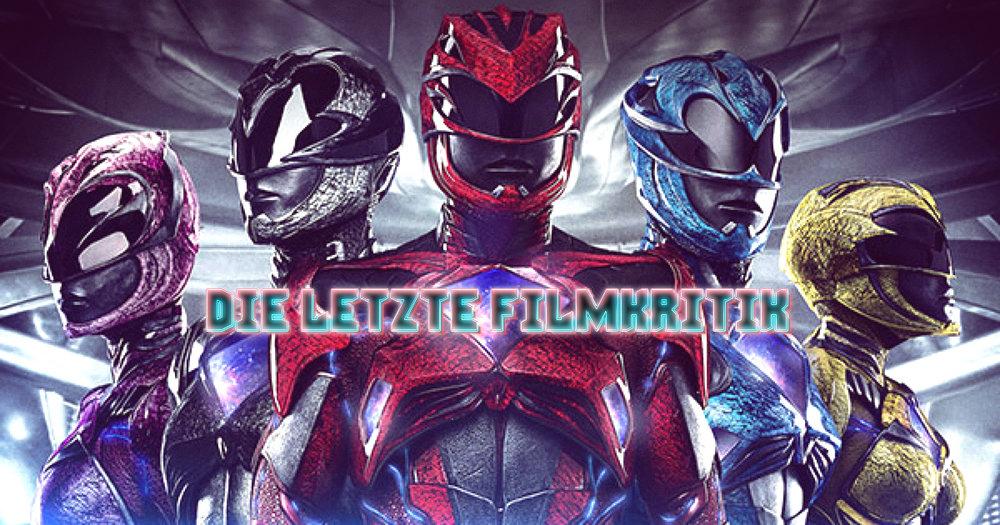 Originalbild: Filmposter Power Rangers / © Lionsgate 2017