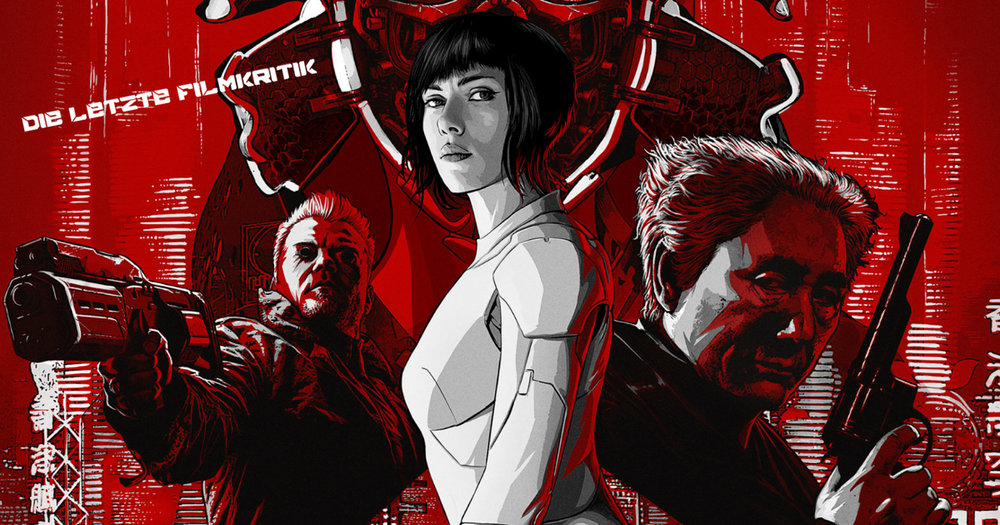 Originalbild: Ghost in the Shell / © Paramount Pictures 2017