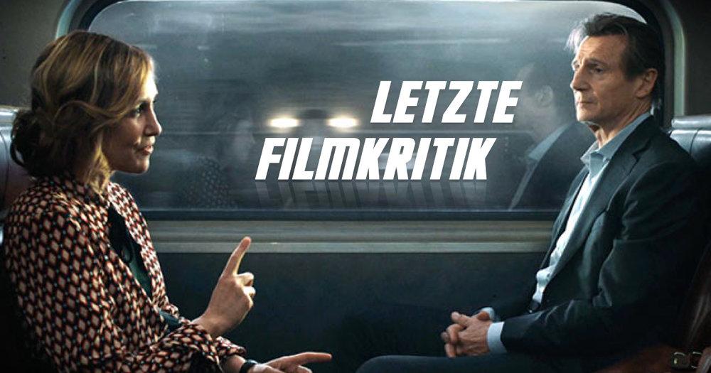 The Commuter - Filmkritik