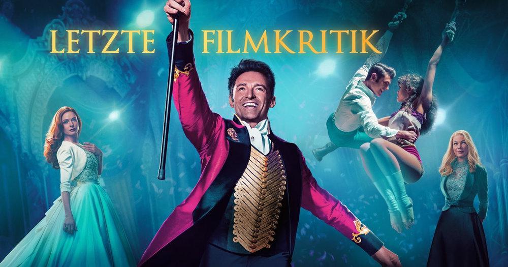 The Greatest Showman - Filmkritik