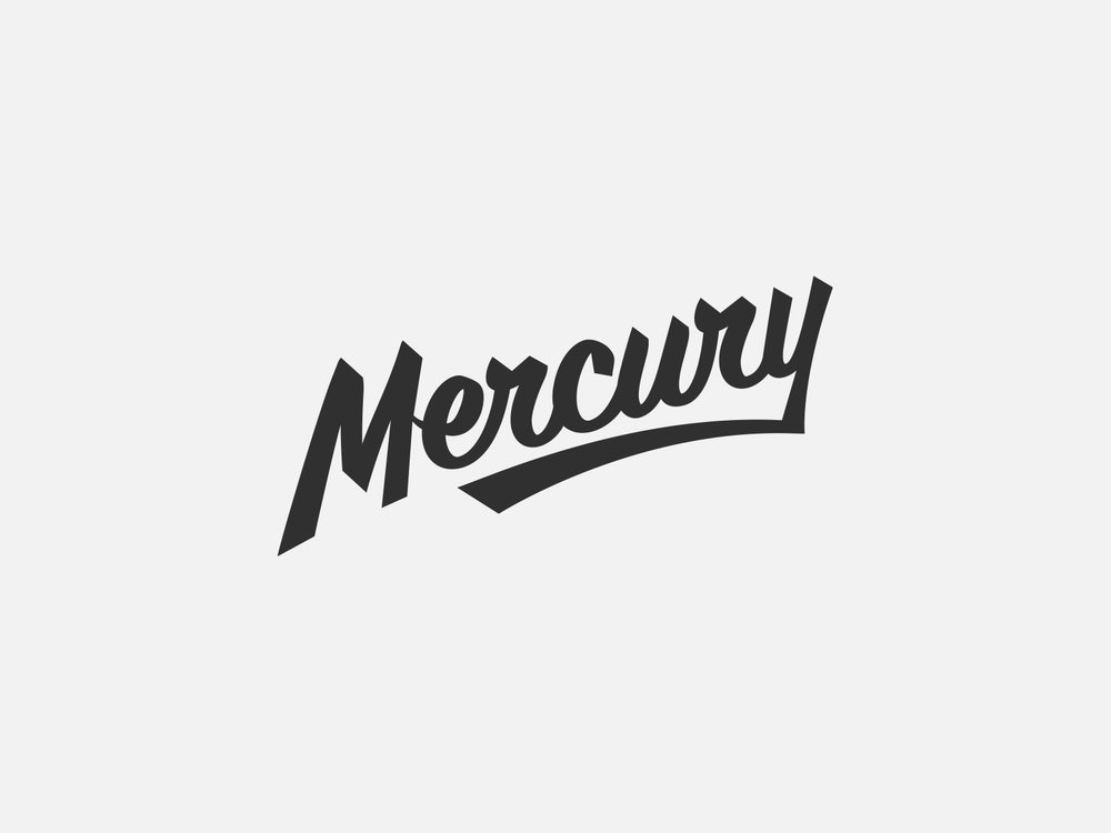 Mercury Lager by Leo Burnett Design