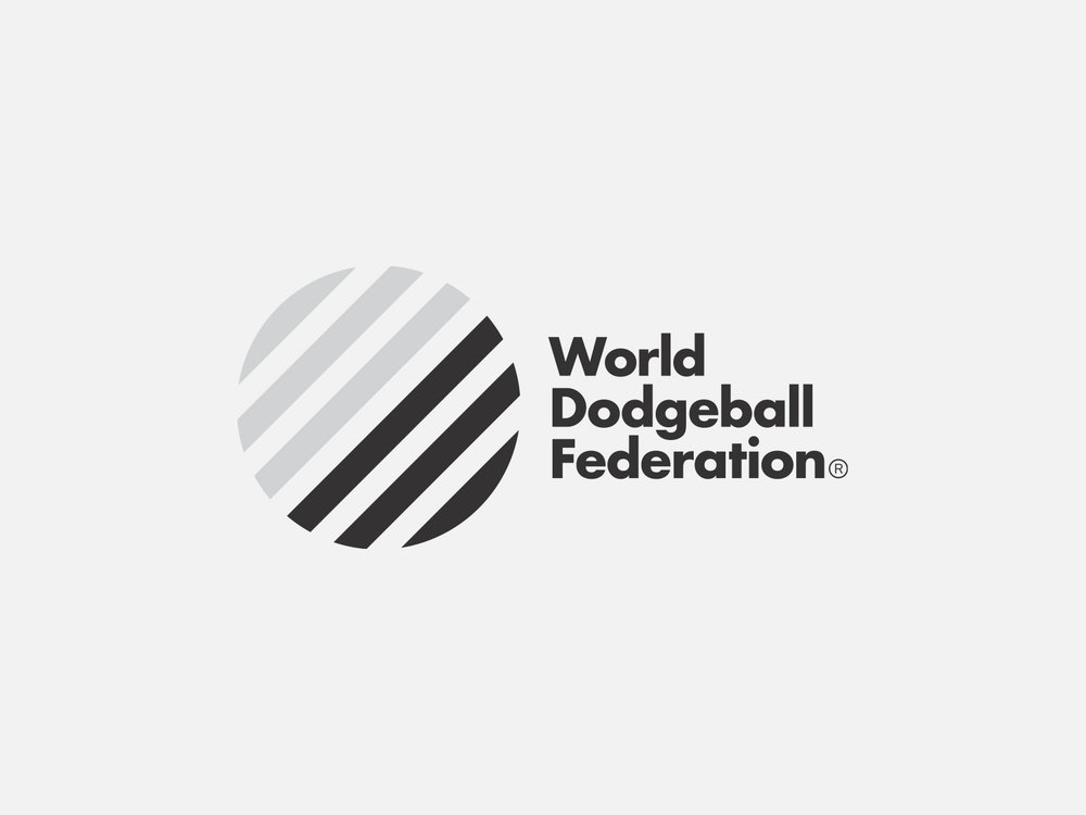 World Dodgeball Federation by Leo Burnett Design