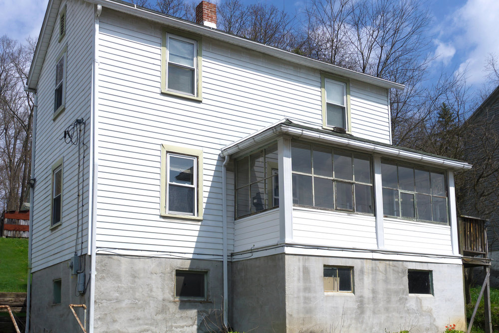 SOLD - REAL ESTATE AUCTION - QUECREEK, PENNSYLVANIA