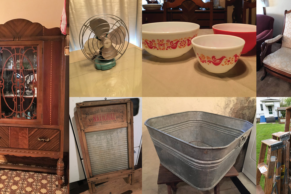 SOLD - ONLINE AUCTION - CONTENTS OF 395 W. PATRIOT ST SOMERSET, PA