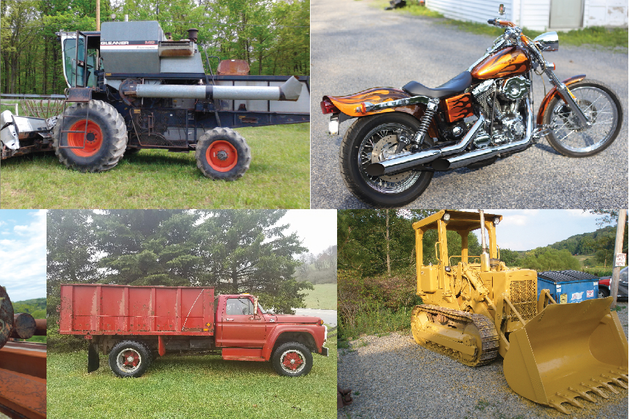 SOLD - JUNE CONSIGNMENT AUCTION - PENNSYLVANIA
