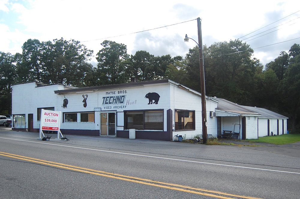 ROUTE 403 / WHISTLER RD. COMMERCIAL PROPERTY AUCTION - STOYSTOWN PA    SATURDAY, OCTOBER 14 @ 12 NOON
