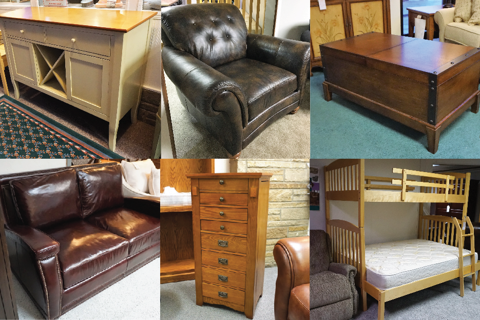 SOLD - YOUNG AMERICAN FURNITURE SURPLUS AUCTION