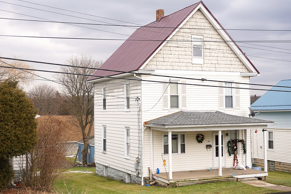 SOLD - 1045 S. ROSINA AVE SOMERSET, PA 15501