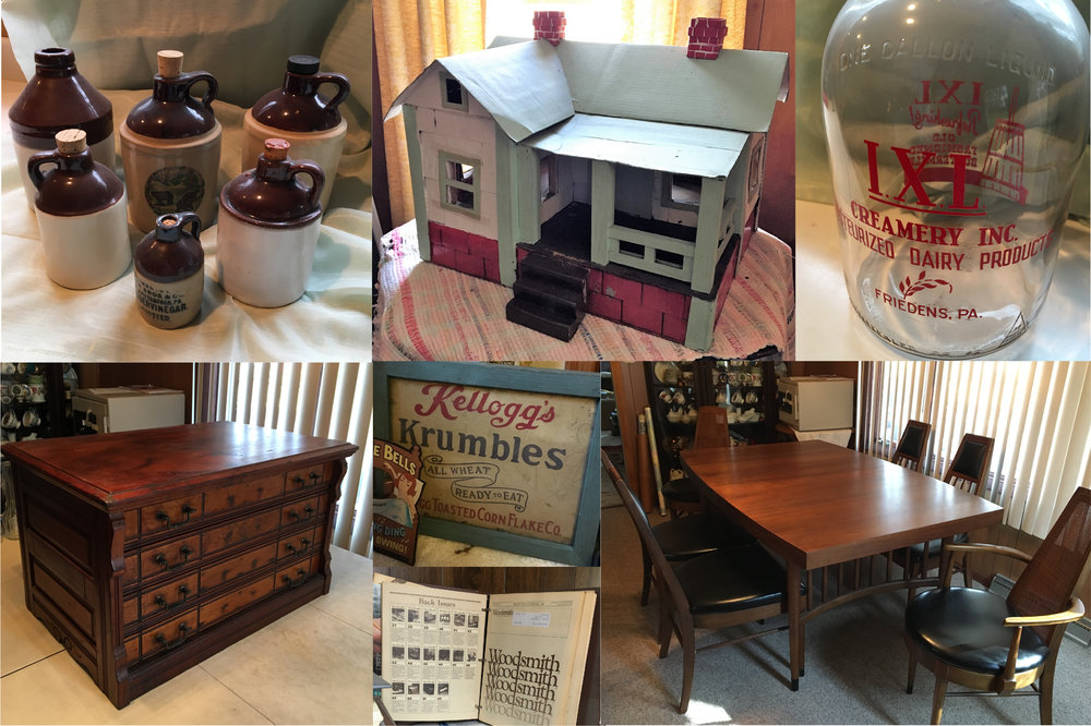 SOLD - ONLINE ONLY ESTATE AUCTION ROCKWOOD, PA