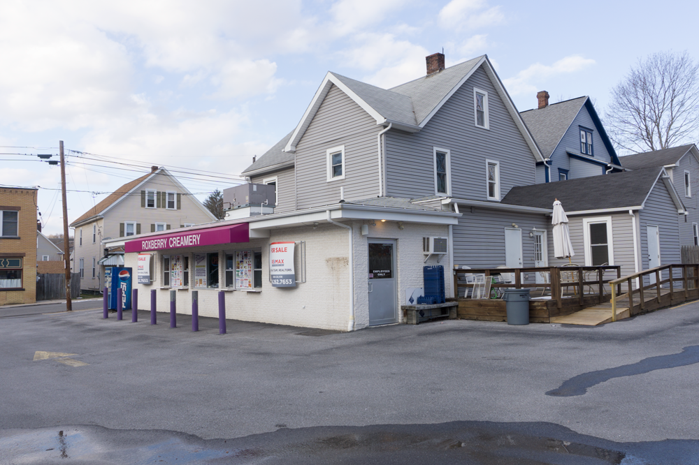 SOLD - ROXBERRY CREAMERY - 116 DERBY STREET JOHNSTOWN, PA