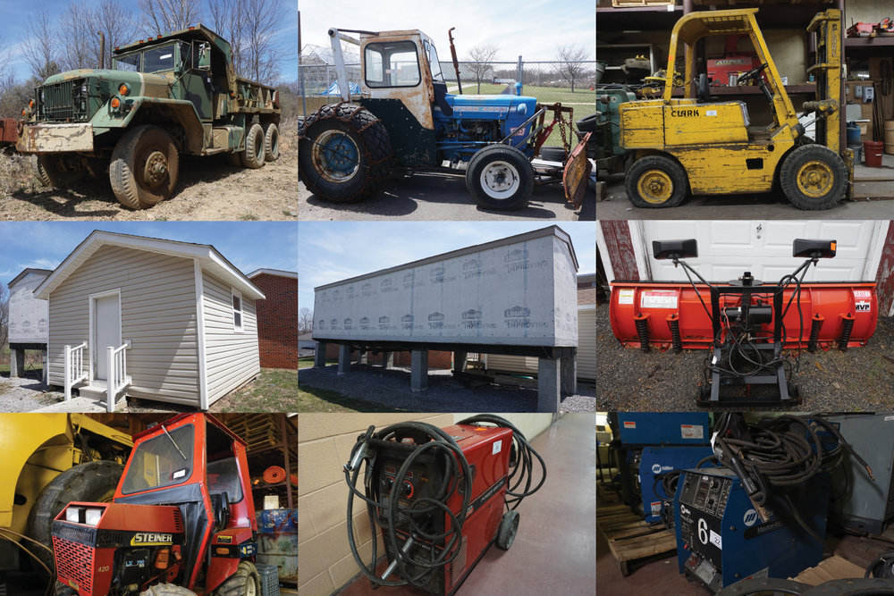 SOLD - GJCTC SURPLUS AUCTION