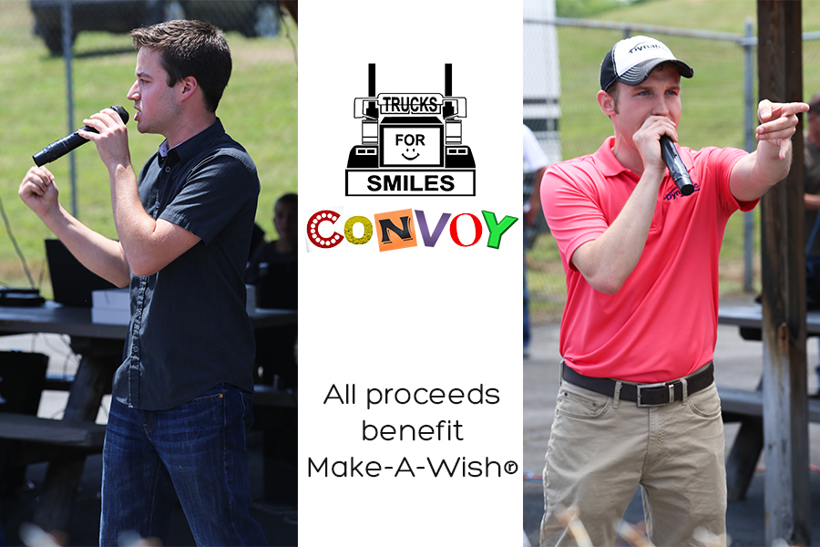 TRUCKS FOR SMILES AUCTION BENEFITING MAKE-A-WISH