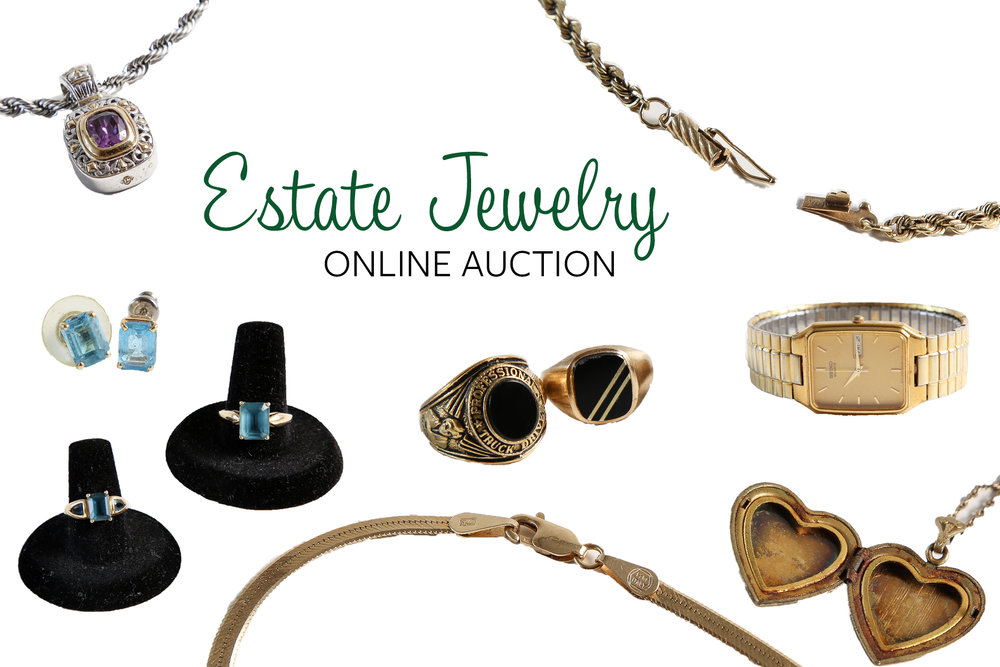 SOLD - ESTATE JEWELRY IN SOMERSET, PA