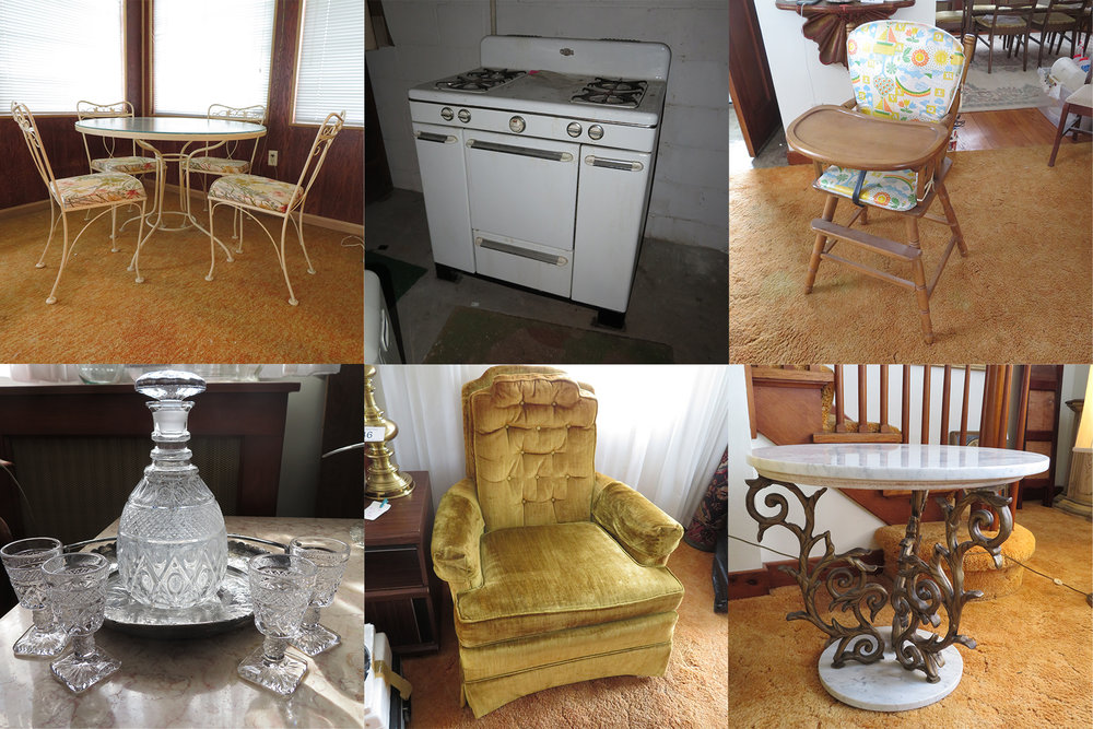 SOLD - ESTATE AUCTION WESTMONT, PA