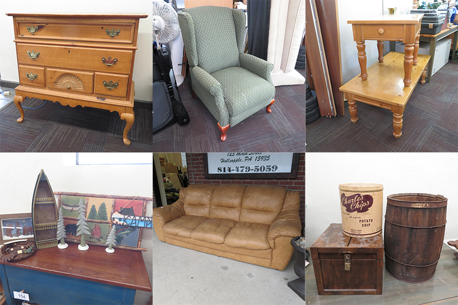 SOLD - PERSONAL PROPERTY AUCTION