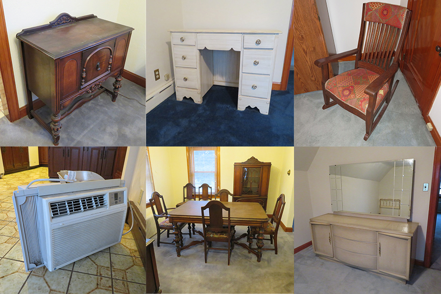 SOLD - PERSONAL PROPERTY JOHNSTOWN, PA