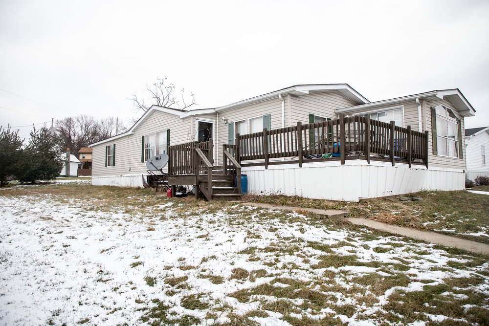 SOLD - MANUFACTURED HOME IN TARRS, PA