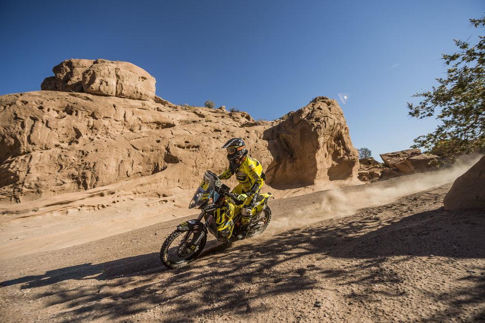 Stefan Svitko KTM 450 RALLY Dakar 2017.jpg