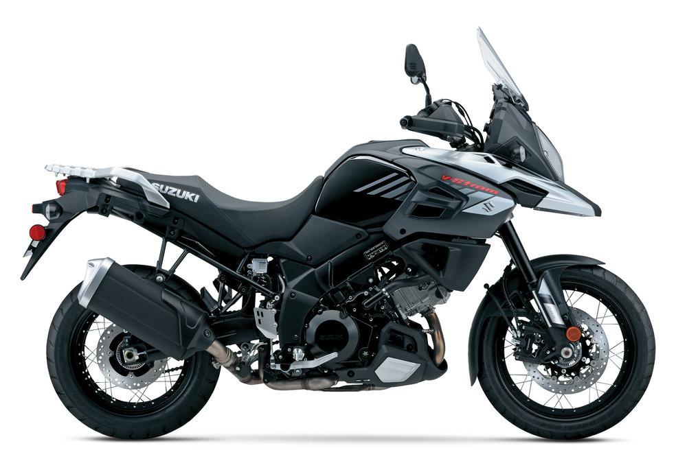 V-Strom 1000XT - Glass Sparkle Black