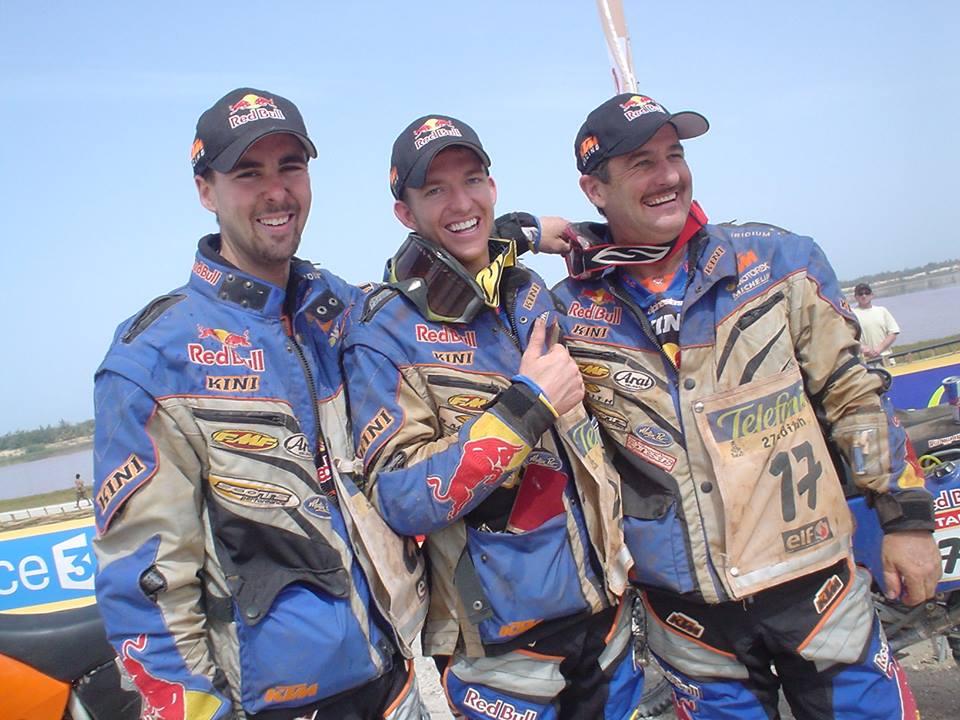 2005 Red Bull KTM USA Team