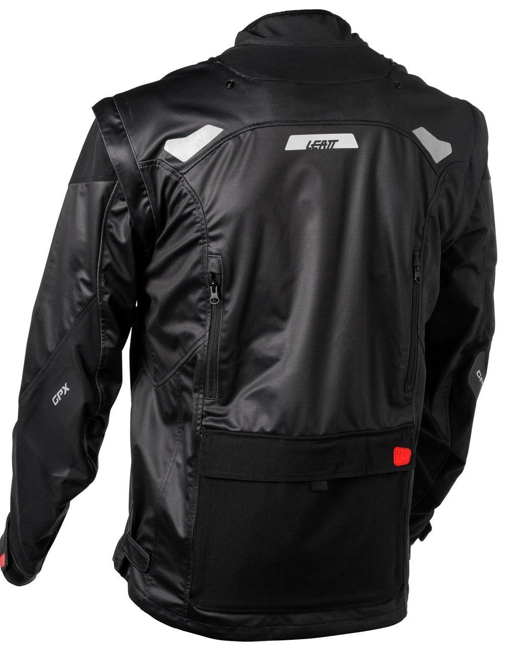 Jacket GPX 4.5 Lite Black Grey 2018_1.JPG