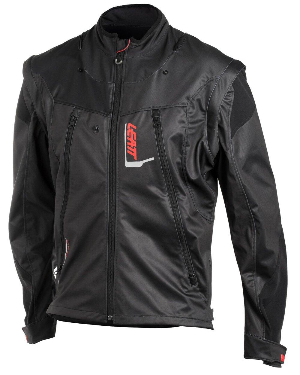 Jacket GPX 4.5 Lite Black Grey 2018_3.JPG