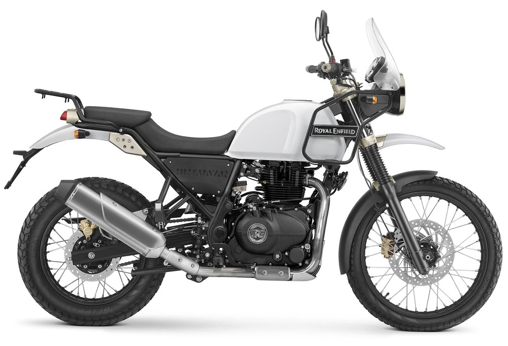UPSHIFTRoyal Enfield Himalayan Motorcycle Is Now Available in North ...