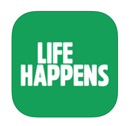 Get the Life Happens app calculator for iOS iPhones / iPads or Android phones + Tablets