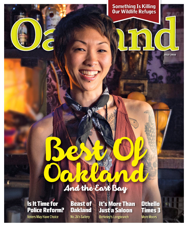 2016 Best of Oakland Magazine - Best Insurance Agent