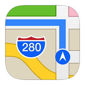APPLE MAPS DIRECTIONS