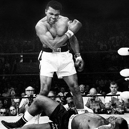 """Float Like a Butterfly,"" a Muhammad Ali tribute for ESPN."