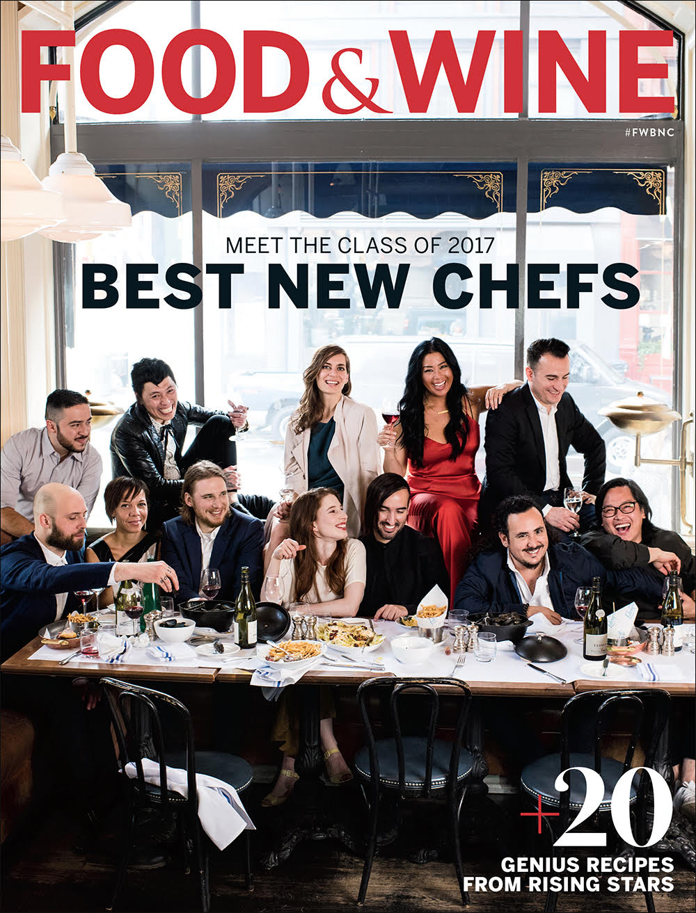 FOOD & WINE BEST NEW CHEFS 2017