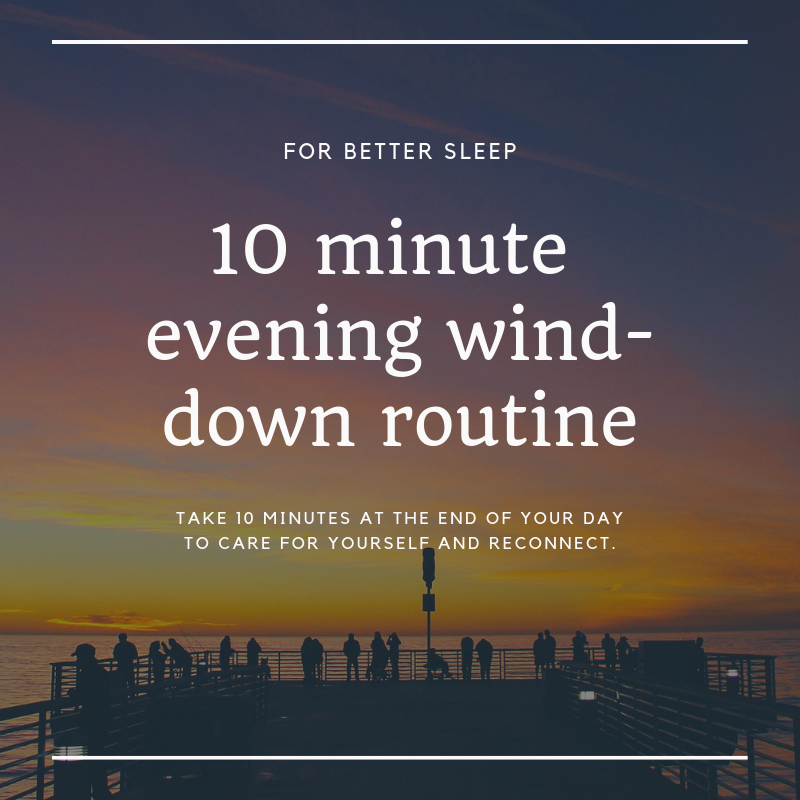 10 min evening routine cover tile pic.png